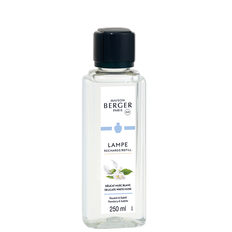 Delicate White Musk Lampe Berger Refill 250ml