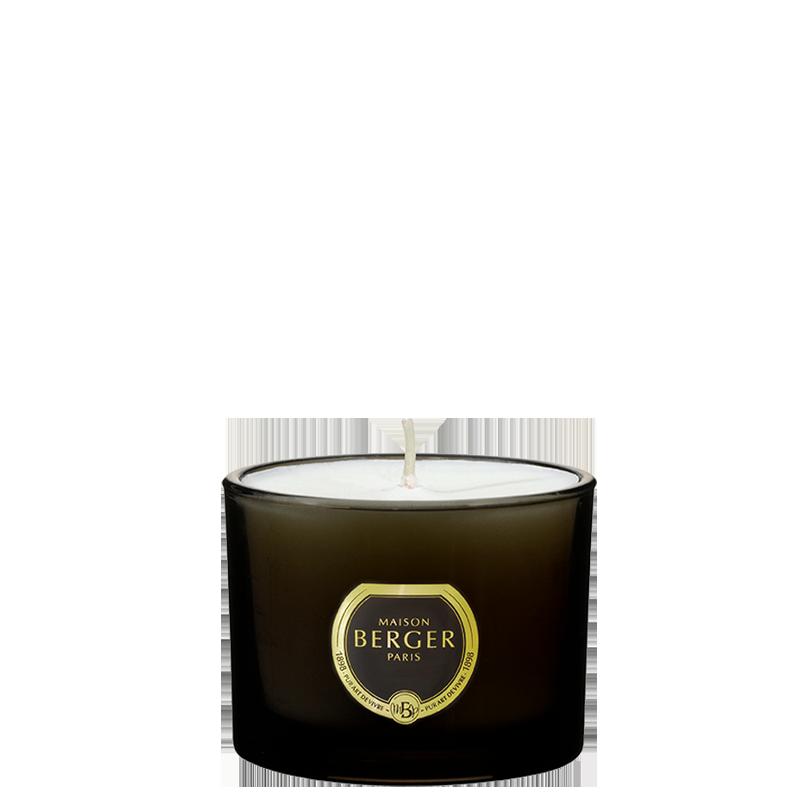Black Crystal Mini Candle