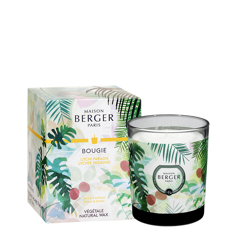 Scented Candle Lychee Paradise