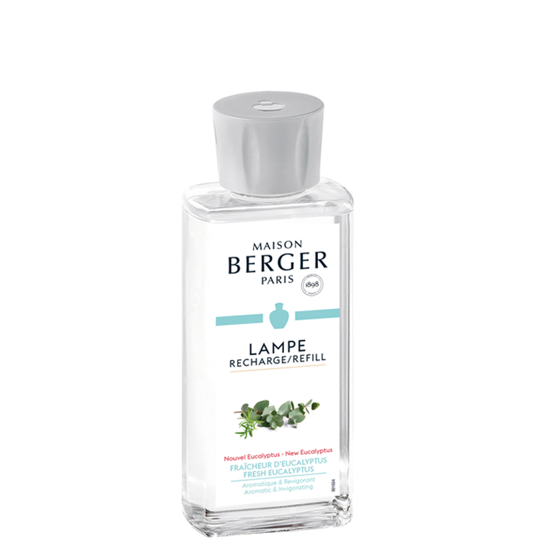 Fresh Eucalyptus Lampe Berger Refill 180ml