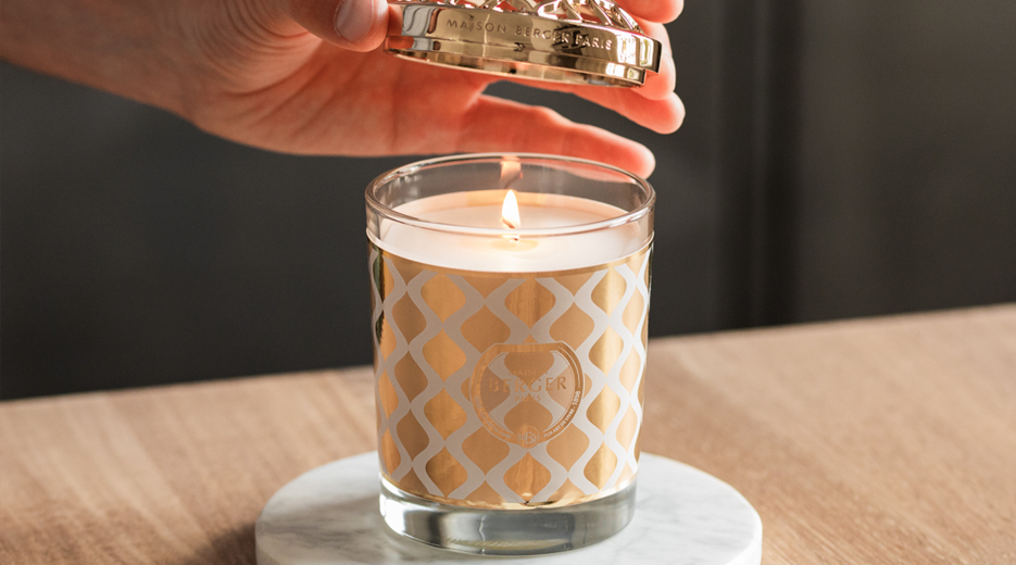 Heavenly Sun Scented Candle