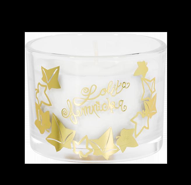 Transparent Lolita Lempicka Mini Candle 80gr