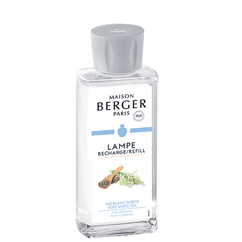 Pure White Tea Lampe Berger Refill 180ml