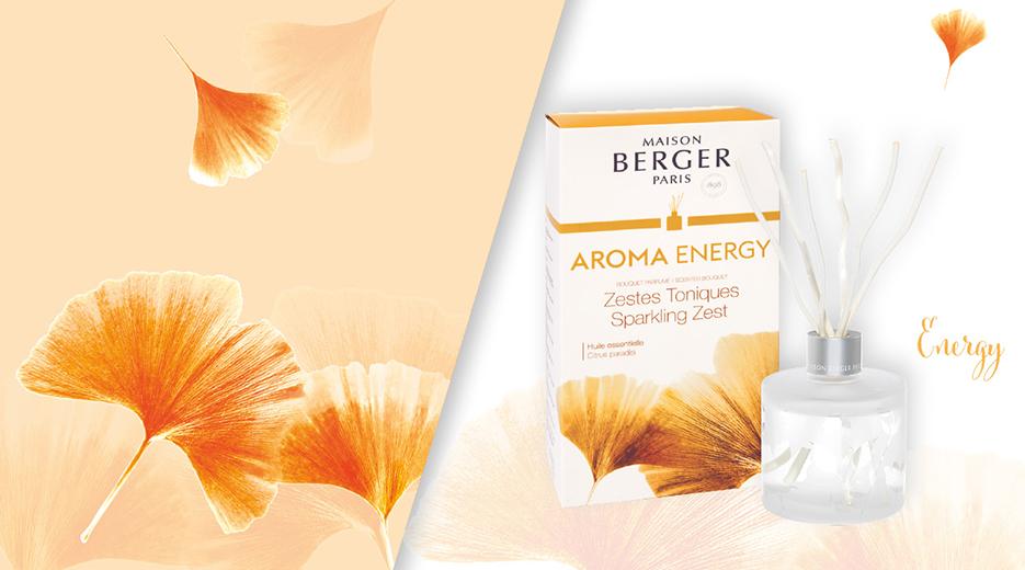 Aroma Energy Bouquet - Sparkling zest